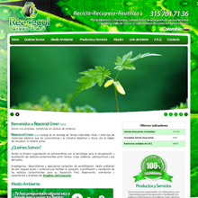 paginas web cali - Reacecol Green S.A.S